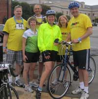 BFRT Team at Lowell Community Foundation River Ride