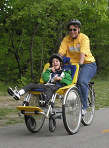 Bikes For Handicapped Adults another three wheeled bike