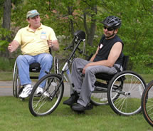adaptive bicycle