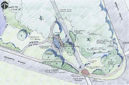 East Acton Village Green Plan Draft