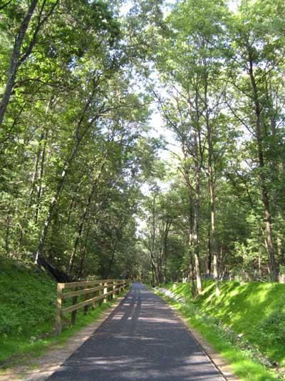 Rail Trail Westford MA