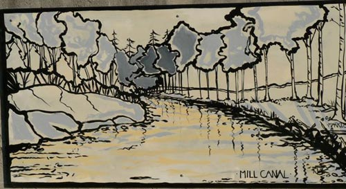 Mill Canel, Chelmsford